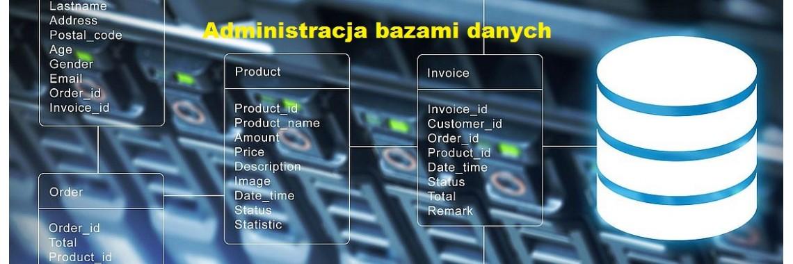 administracja baz danych