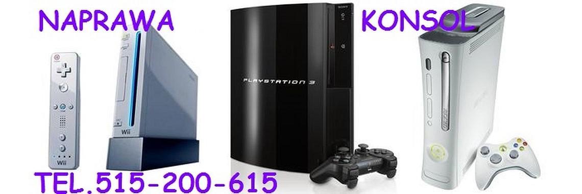 przerobka konsol, SERWIS KONSOL  PS4, XBOX ONE, PS3, XBOX360