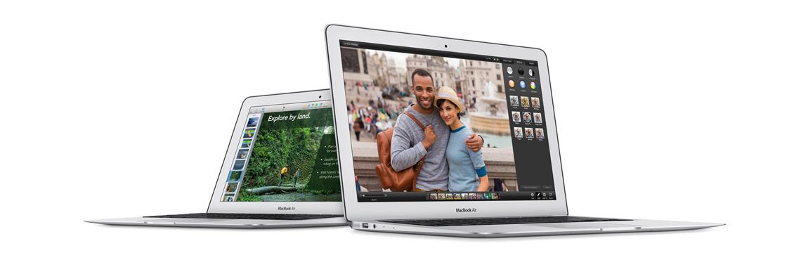 Serwis MacBookAir